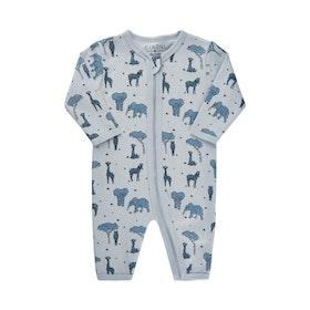Fixoni pyjamas ljusblå 62, 74
