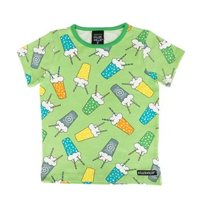 Villervalla T-shirt 98, 110, 128, 134, 140