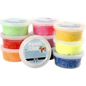 CC Foam clay 10-pack