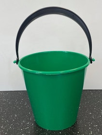 Hink 2 liter grön