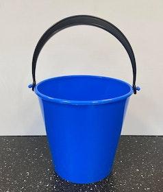 Hink 2 liter blå