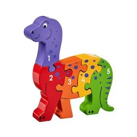 Lanka Kade Dinosaurie 1-5