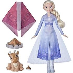 Frozen II Elsas Campfire friend