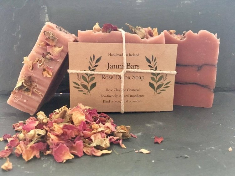 Rose Clay Detox Soap