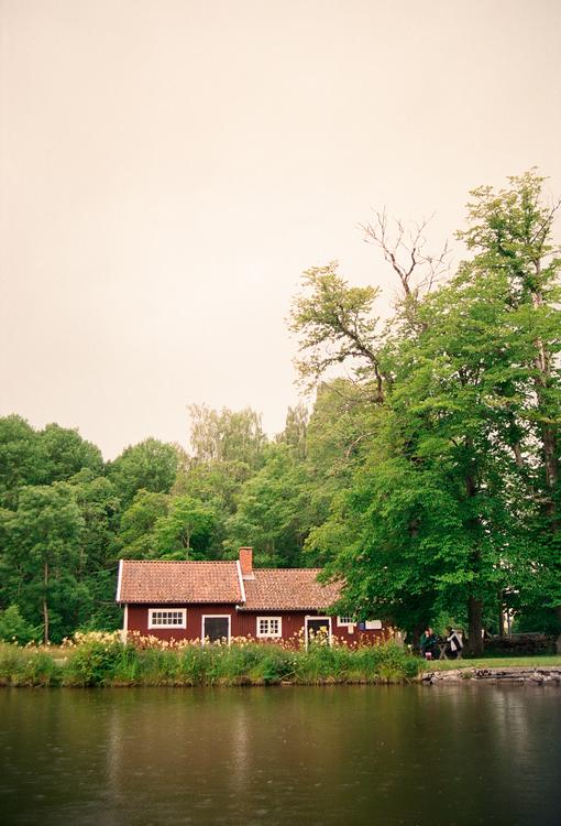 Regn i Hajstorp