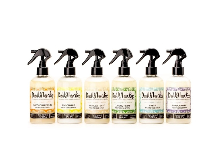Dollylocks Tightening spray Standard