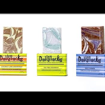 Dollylocks Shampoo Bar