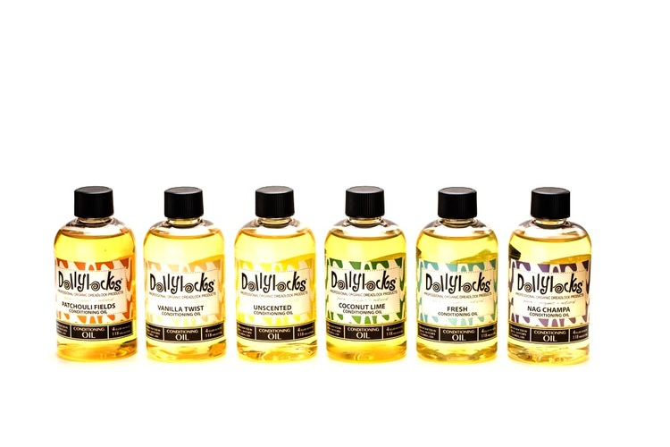 Dollylocks Conditioning oils