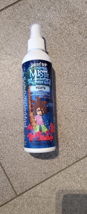 Knottyboy MISTic lock deodorizer and fragrance spray