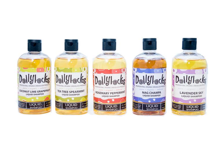Dollylocks shampoo