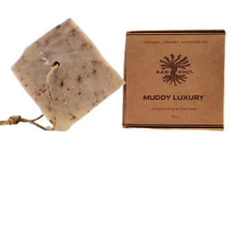 Raw Roots Shampoo Bar