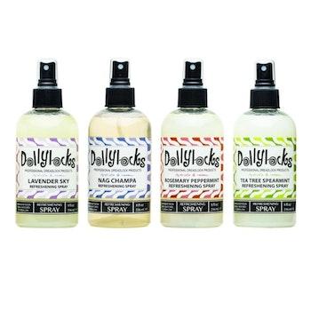Dollylocks refreshing spray