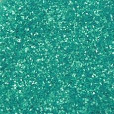 Turkos ätbart glitter