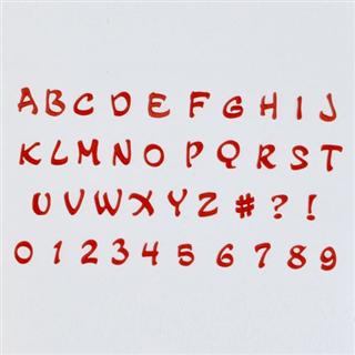 Alfabet & tall