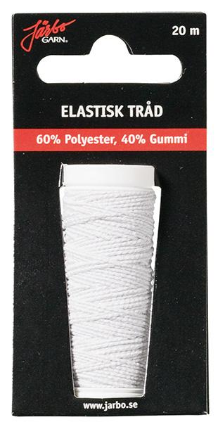 Elastisk tråd