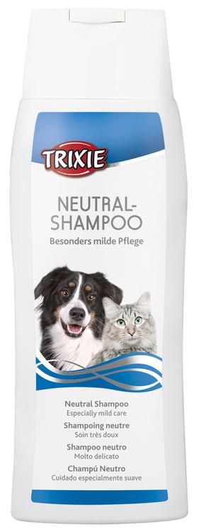 Neutral hund & katt