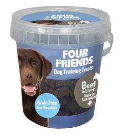 Four Friends Belöningsgodis OX & lever