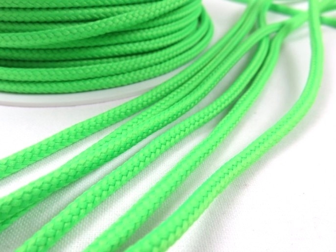 Paracord 4 mm Grön