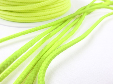 Paracord 4 mm Neongrön