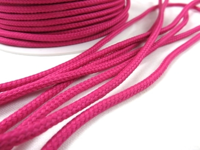 Paracord 4 mm Neonrosa