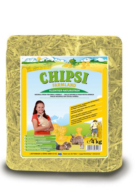 Chipsi Farmland halm 4 kilo