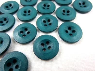 15 mm grönblå