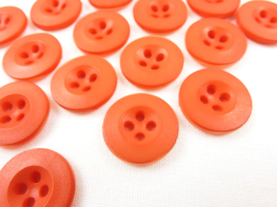 15 mm orange