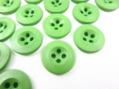 15 mm grön