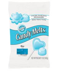 Candy melts Ljusblå