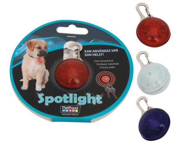 Spotlight blink