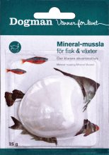 Mineral mussla