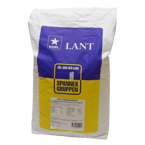 20 kilo pellets till kaniner och marsvin