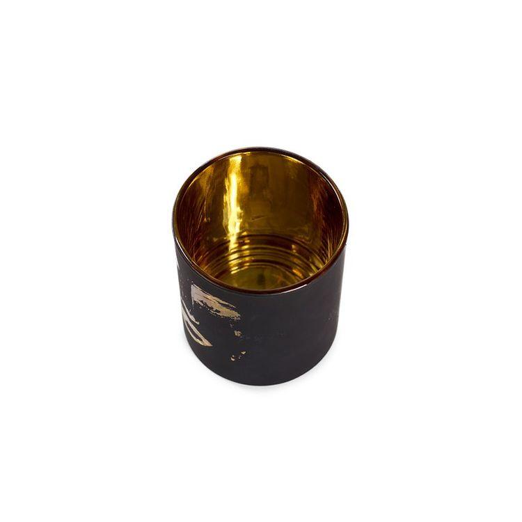 Gynning Design - Ljuskopp Svart/Guld