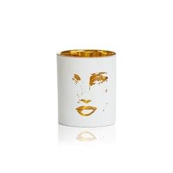 Gynning Design - Ljuskopp Vit/Guld