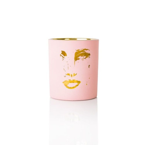 Gynning Design - Ljuskopp Rosa/Guld