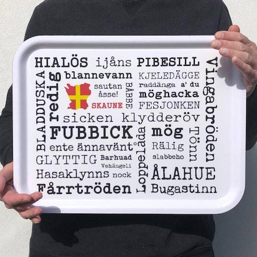 Kokkolit - Skånebrickan