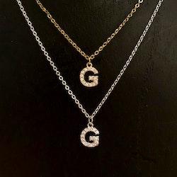 Ioaku - Identity Micro Necklace Silver