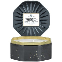 Voluspa - Makassar Ebony & Peach