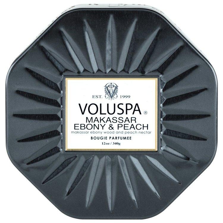 Voluspa - Makassar Ebony & Peach