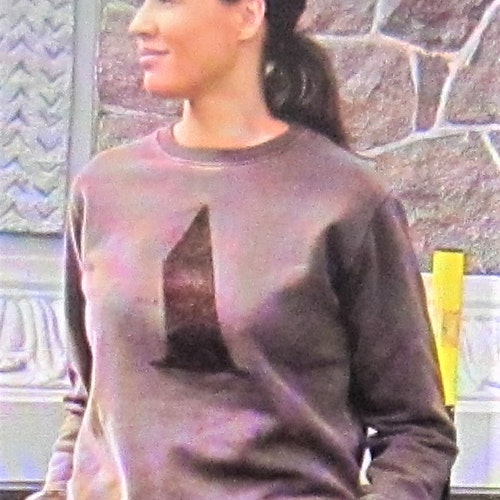 Sweatshirt tröja fr. MILK ATELIER