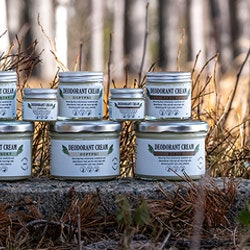 Ekologisk Deodorant Cream - Kokos