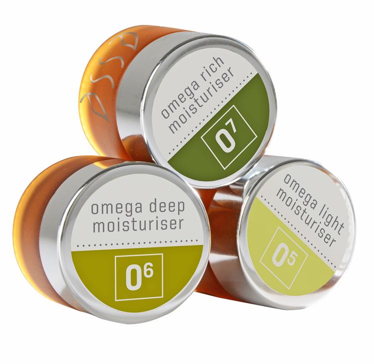 Omega Deep Moisturiser, 1 burk
