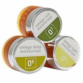 Omega Rich Moisturiser, 1 burk