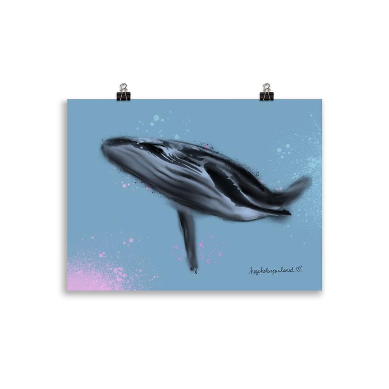 Whaley beautiful knølhval