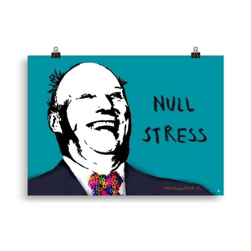 Kongen - null stress