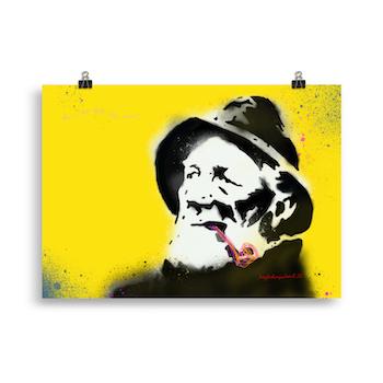 Fiskern gul