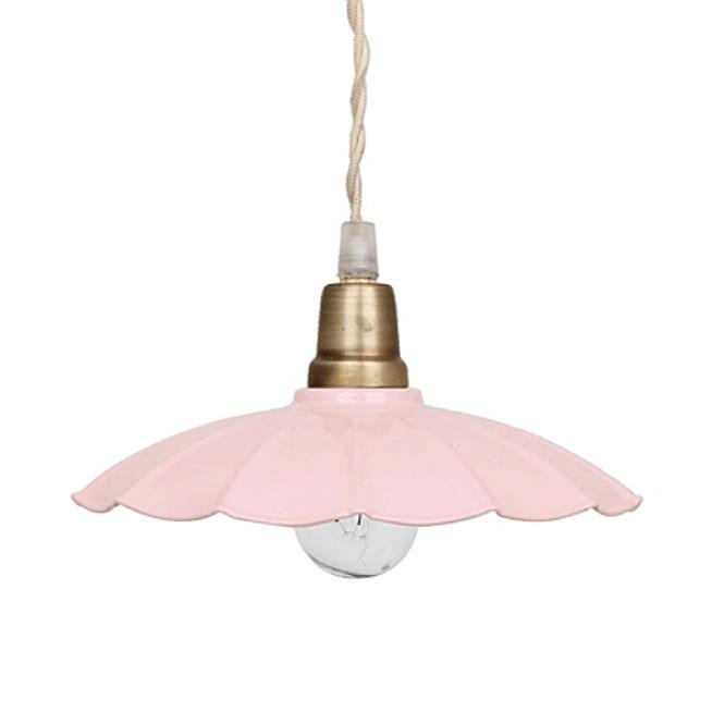 Fönsterlampa Rosa