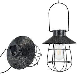 Solcellslampa