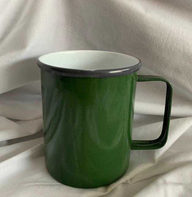Mugg Grön