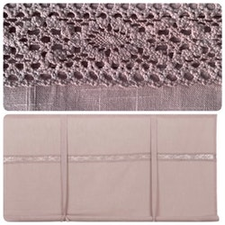 Hissgardin rosa 160 cm